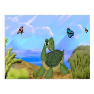 turtlefun postkarte