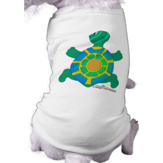 TurtleTaxi Reiter-Hund Hunde Shirt