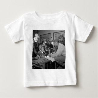 Tuskegee Flieger-332. Kämpfer-Gruppen-Piloten Baby T-shirt