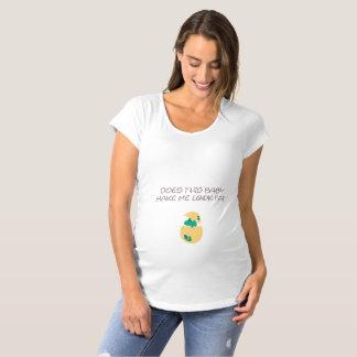 Tut dieses Baby machen mich Blick FAT mit Schwangerschafts T-Shirt