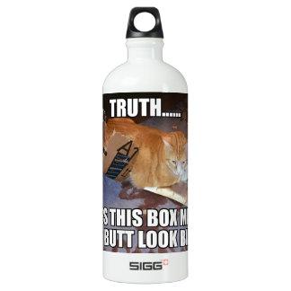 Tut meine Hintern-Blick-große Wasser-Flasche - Wasserflasche