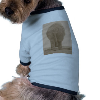 tut meinen wertlosblick großen Sepia Haustier T-shirt