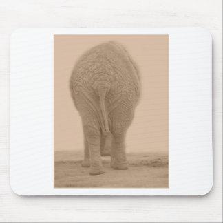 tut meinen wertlosblick großen Sepia Mousepad