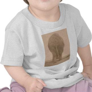 tut meinen wertlosblick großen Sepia Tshirts
