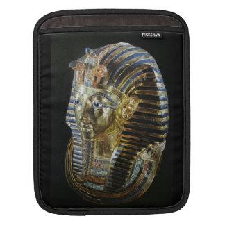Tutankhamuns goldene Maske Sleeve Für iPads
