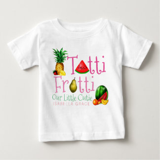 Tutti Frutti Mädchen Baby T-shirt