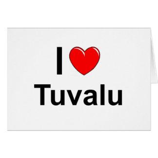 Tuvalu Karte