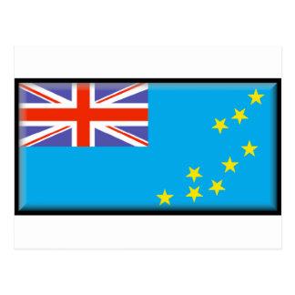 Tuvalu Postkarte
