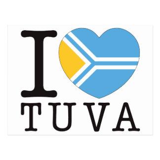 Tuwa-Liebe v2 Postkarte