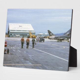 Tuy Hoa Flughafen-Vietnamplakette 1969 Fotoplatte