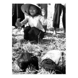 Tuy Hoa:  Fünfzehn Zivilisten wurden im exp Postkarte
