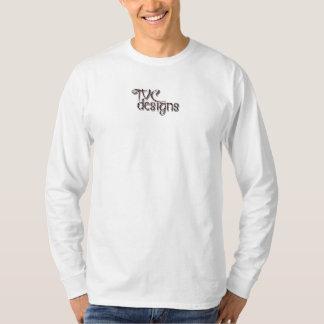 TVC entwirft lange Hülse T-Shirt