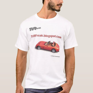 TVRFreak BlogZone Website-T - Shirt