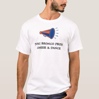 TVSC BRONCO-STOLZ-CHEERLEADING T - SHIRT… T-Shirt