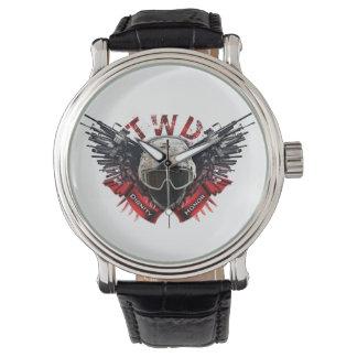 TWD-Uhr Armbanduhr