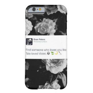 Tweet Kasten Barely There iPhone 6 Hülle
