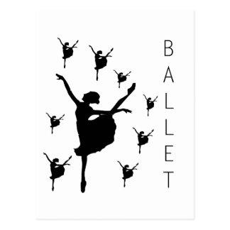 Tweeten Ballett-Retro Reihen 2010