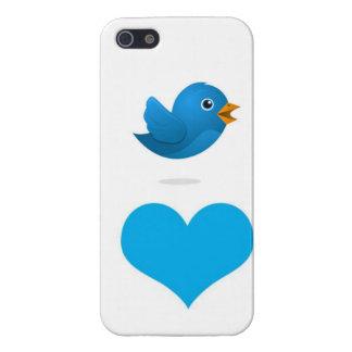 Tweeten Herz Schutzhülle Fürs iPhone 5