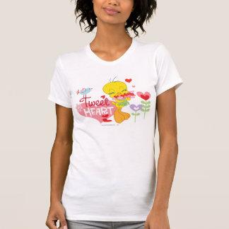 Tweeten Herz T-Shirt