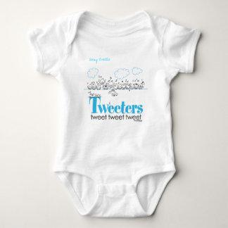 tweeten Sie - tweeten Sie - tweeten Tweetersbaby T Shirts