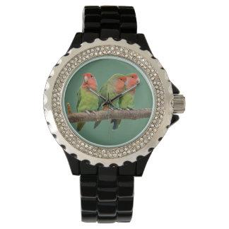Tweeten Trio-Uhr (Grün) Armbanduhr