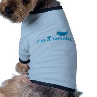 Tweeter Hundetshirt