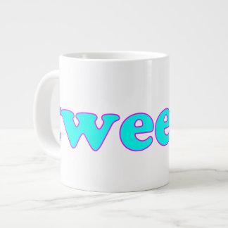Tweeter Extragroße Tassen