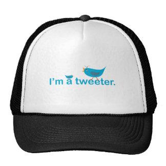 Tweeter Retrokultmützen