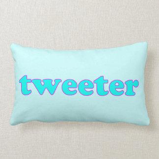 Tweeter Kissen