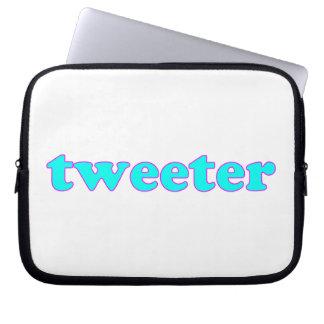 Tweeter Laptop Schutzhülle