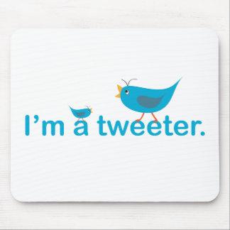 Tweeter Mousepads