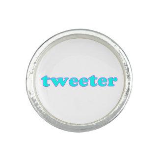 Tweeter-Ring Ringe
