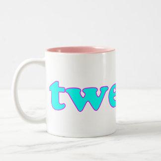 Tweeter Zweifarbige Tasse