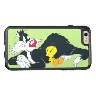 Tweety in Aktions-Pose 14 OtterBox iPhone 6/6s Plus Hülle