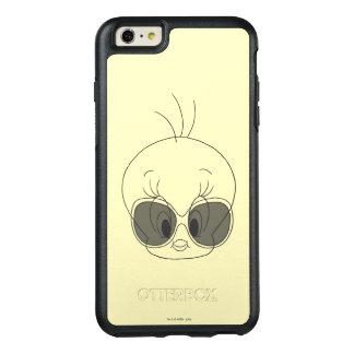 Tweety mit Schatten OtterBox iPhone 6/6s Plus Hülle