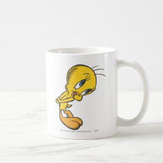 Tweety schüchtern kaffeetassen