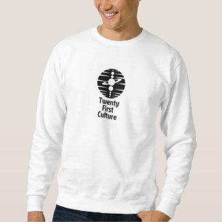 TwentyFirstCulture grundlegendes Sweatshirt