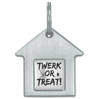 Twerk oder Leckerei für Halloween Tiermarke