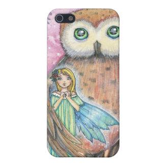 Twilight Begleiter Eule und Fee iPhone Fall Etui Fürs iPhone 5