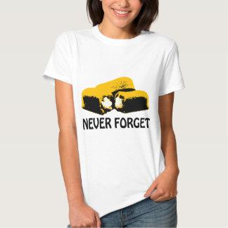 Twinkies vergessen nie hochauflösenden Entwurf Shirts