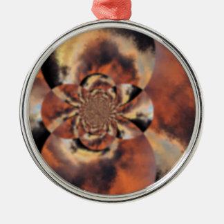 twist1 silbernes ornament