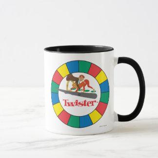 Twister-Spinner Tasse