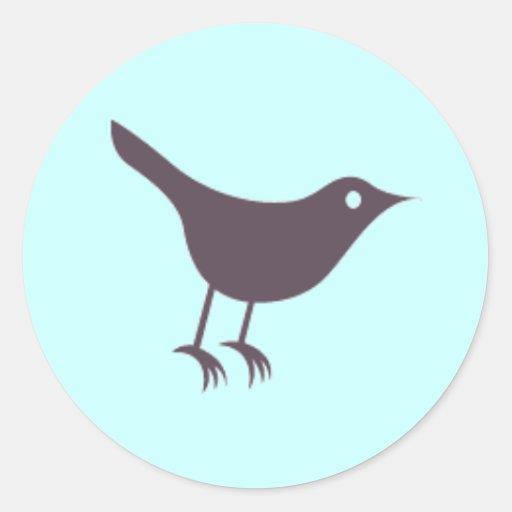 Twitter Aufkleber