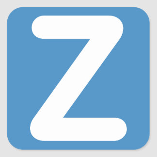 Twitter Emoji - Letter Z
