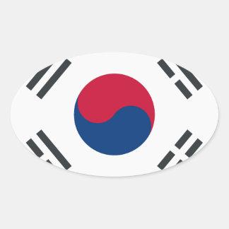 Twitter emoji - South Korea Flag