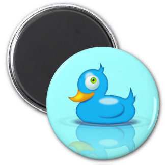 Twitter-Ente Magnete