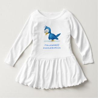 Twitter-Follow-me @ Ihr Benutzername T Shirt