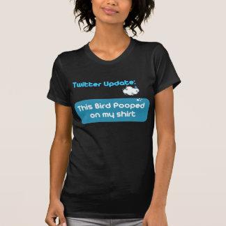 Twitter gekackt T-Shirt
