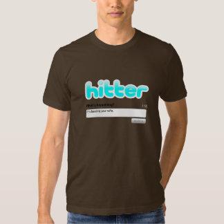 """Twitter""""Hitter-"""" Shirt"""