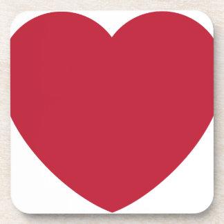 Twitter Love Heart Emoji Untersetzer
